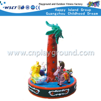 A-11502 Children Outdoor Electric Carousel Playgrounds