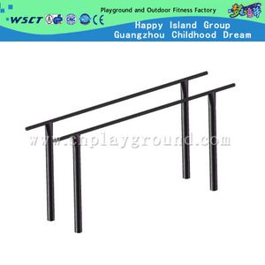 Outdoor School Gym Equipment Parallel Bars For Children Limbs Training (HD-13005)