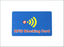 High Quality Colourful Rfid Nfc Blocker