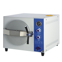 TM-XB20J, TM-XB24J Tabla superior Autoclave