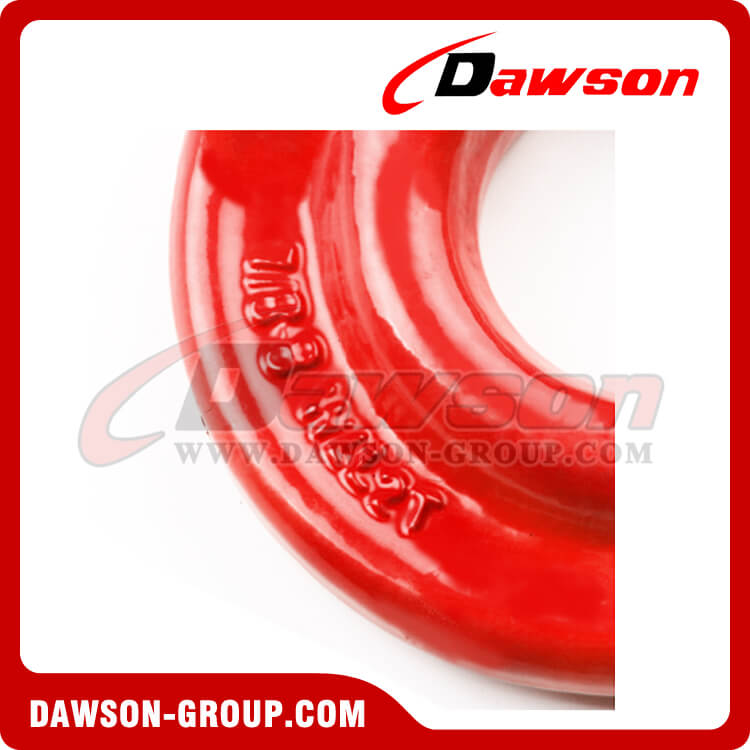 DS082 European Type G80 Clevis Self-Locking Safety Hooks - Dawson Group Ltd. - China Manufacturer