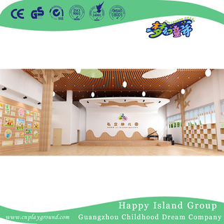 School Whole Solution for Fashion Kids Music Room Decoration (HG-8)