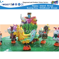 A-11403 Large Size 19 Seats Forest Party Carousel