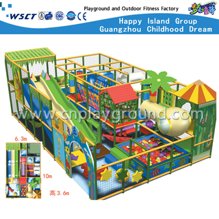Large Indoor Kids Play Equipment For Sale(MT-7301)