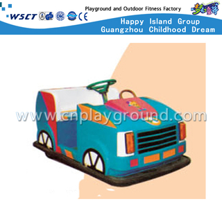 Small Children Electric Car Gird Bumper Car Play Equipment (A-12803)