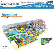 Funny Ocean Children Commercial Indoor Playground Equipment(HD-8401)