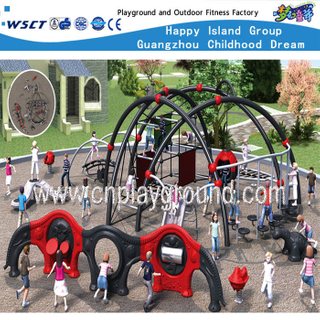 Children Multifunctional Fitness Metal Playground for Residential (HF-17802)