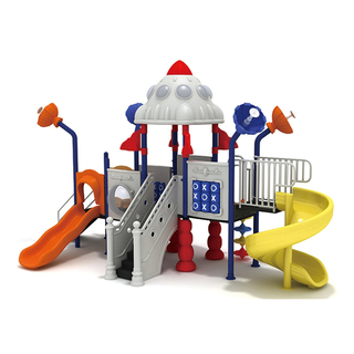 Outdoor Small Children Outer Space Playground Equipment (Hj-11701)