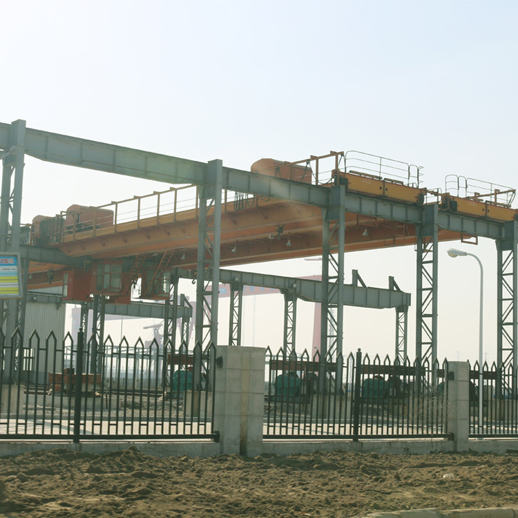 double trolley Bridge Crane for Sale