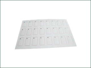 Customized Inlay Sheet with PVC Material for Card