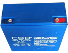 CBB® 6-DZM-20 Electric Bike/Scooter Battery