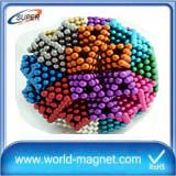 5mm 6mm Magnetic Ball 216pcs Neodymium Magnets