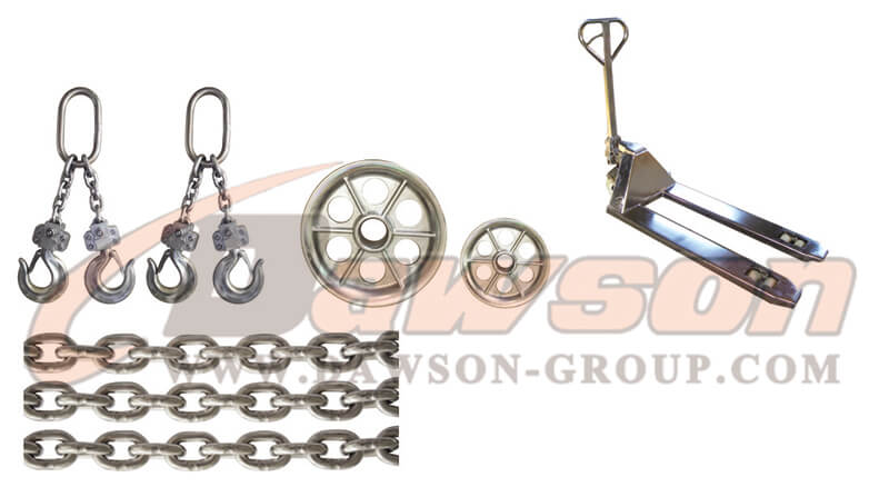 Other stainless steel lifting equipment - dawson group - China Supplier, Exporter