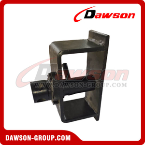 Cable Winches - Right Hand - Flatbed Truck Winches for Cargo Lashing Straps
