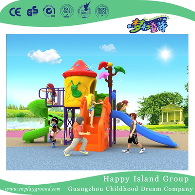 New Outdoor Small Colorful Mushroom House Children Playground Equipment (H17-A13)