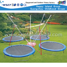 A-17904 Adult Adventure Jumping Trampoline Playgrounds