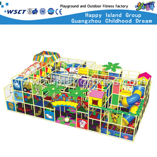 Funny Indoor Playground Kids Play Naughty Castle Equipment(M11-05702)