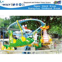 Cheap Large 8 Seats Airplane Model Merry-Go-Round(A-11002)
