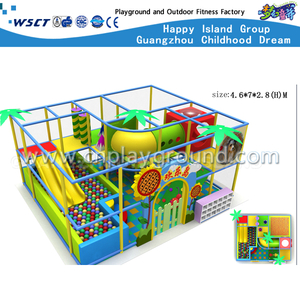 School Small Indoor Playground Equipment On Promotion (M11-C0015)