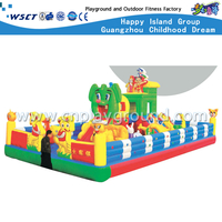 Outdoor Cartoon Children Inflatable Bouncer Playhouse (M11-06104)
