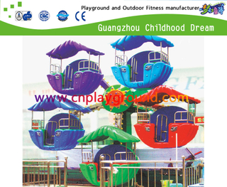 Discount Electric Toys Amusement Park Machine Outdoor Playground Park Mind Ferris Wheel on Stock