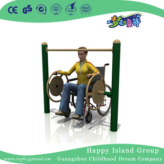 Outdoor Handicapped Fitness Equipment Tai Chi Wheel for Sports Recovery Training (HLD14-OFE01)