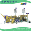 Outdoor School Large Wooden Pirate Ship Playground (HHK-5701)