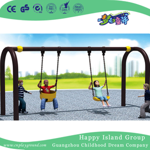 Metal Double Swing Equipment For Children Play (HJ-18605)