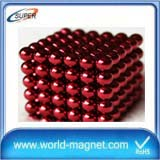 Professional Customized Super Strong Neodymium Magnets With Ball Shape