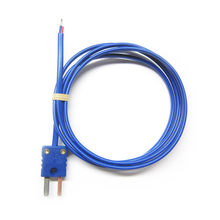 Type T Thermocouple Wire with Miniature Male Connector