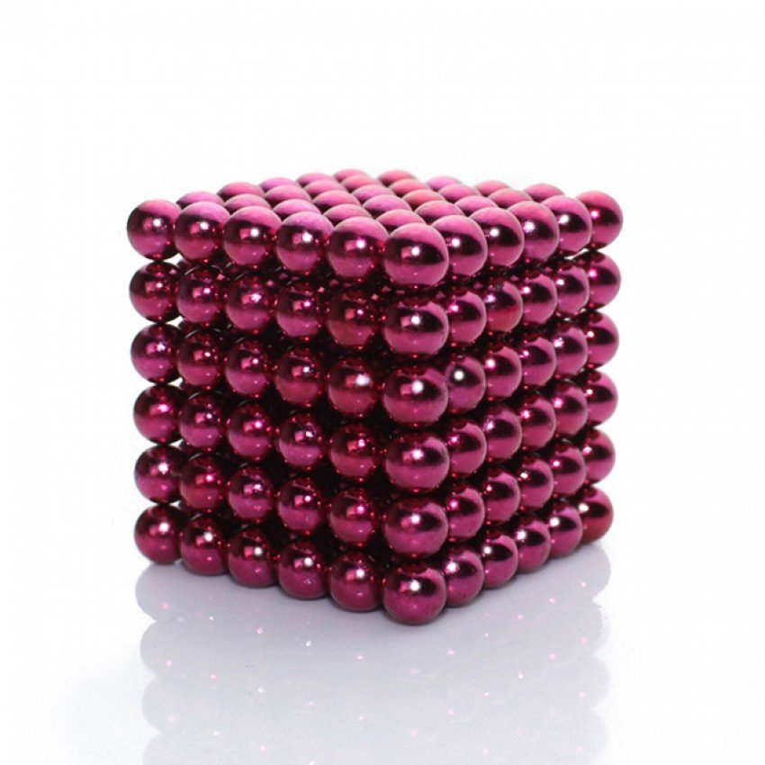 N35 Neo cube ball magnetic 5mm 216 magnetic neodym magnet ball