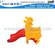 Outdoor Mini Animal Plastic Toys Spotted Deer Slide Playground (M11-09803)
