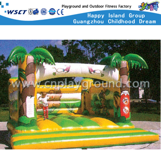 Outdoor forest theme Inflatable Castle for children (A-10403)