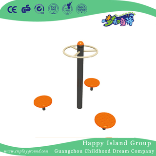 Outdoor Triple Unit Standing Twister Machine Body Training Equipment (HHK-13303)