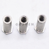 Stainless Steel BSO Flat Head Hexagon Rivet Nuts
