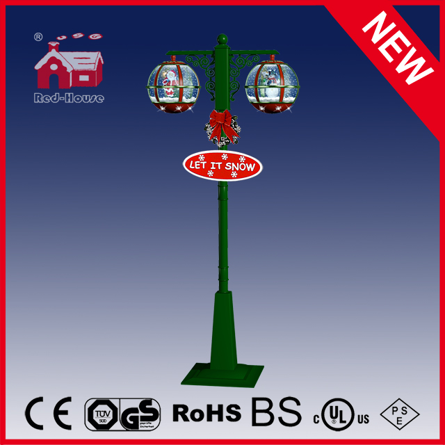 (LV30188DH-RGG11) Red and Green Christmas Decoration Lamp with LED Lights