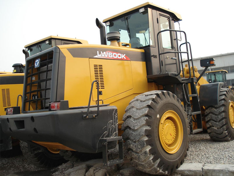 XCMG LW600FN payloader for sale
