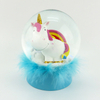 Kid Gift Water Snow Globe with Unicorn inside