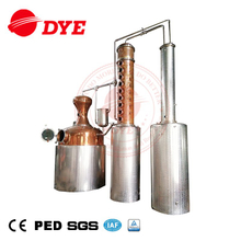 alambique alembic handmade copper still leaf distillation equipment
