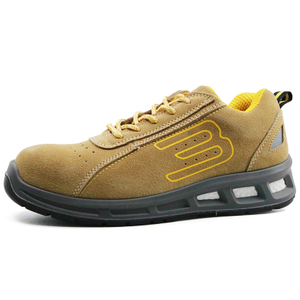 Lightweight fashionable sport type indoor working safety shoes men