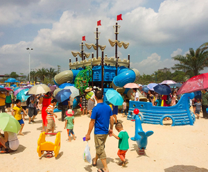 Malaysia-Park-Outdoor-Pirate-ship-Playground