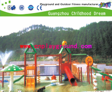 Outdoor Children Combination Water Slide for Water Amusement Park