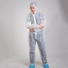 PP Non Woven Coverall with Hood