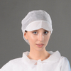 Nonwoven Disposable worker cap for female
