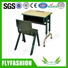 Adjustable height children desk and chair(SF-87S)