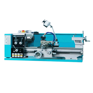 BL330E Easy Change Cross And Longitudial Feeding Lathe Metal