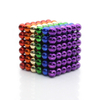 Factory supply 216pcs per set 5mm 6mm magnetic ball colored magnetic balls