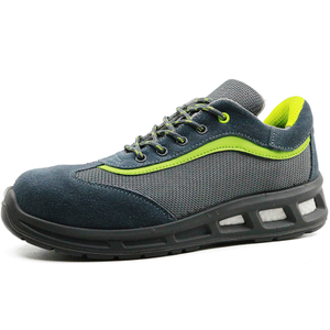 Shock absorption tiger master brand sport type work shoes safety