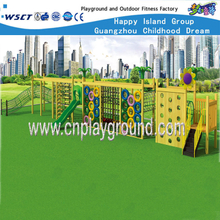 Pipeline Series Outdoor Toys Commercial Children Climbing Frames Equipment (HF-18302 )