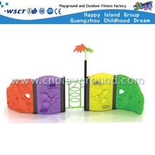 Outdoor Kids Exercise Plastic Climbing Wall Equipment (A-17202)